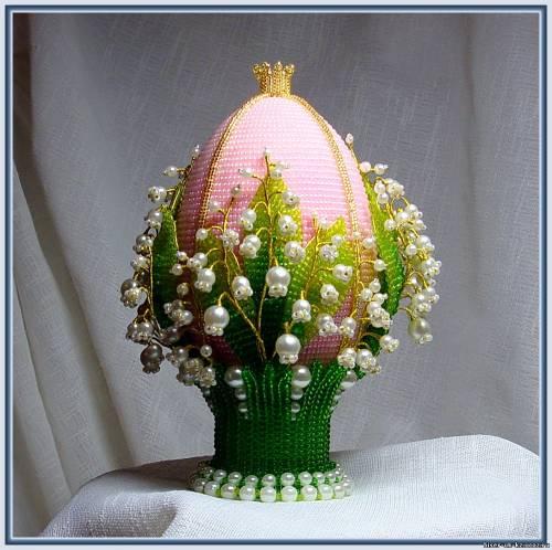 Очередное пасхальное яйцо от